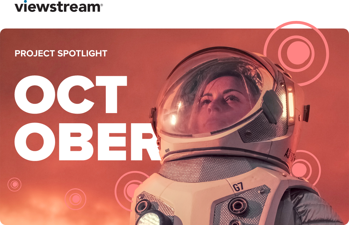 Viewstream Project Highlight: October